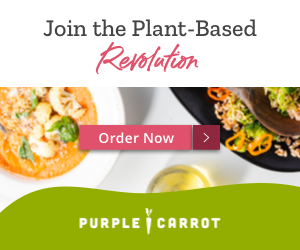 Purple Carrot meal kit delivery service