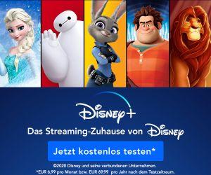Das Pay-TV-Angebot von Disney+