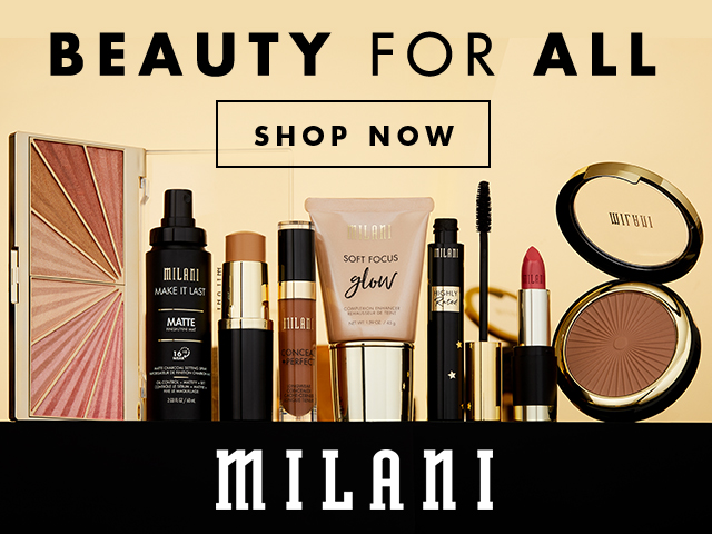 Shop Milani Cosmetics