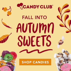Candy Club banner