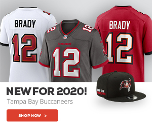 Tampa Bay Buccaneers NEW for 2020