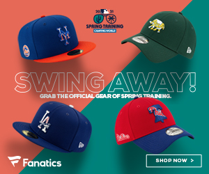 2021 MLB Spring Training Gear