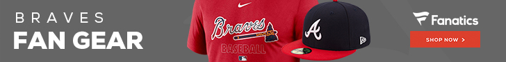 Atlanta Braves Products