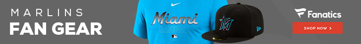 Florida Marlins Products