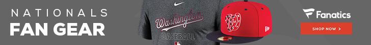 Washington Nationals Products