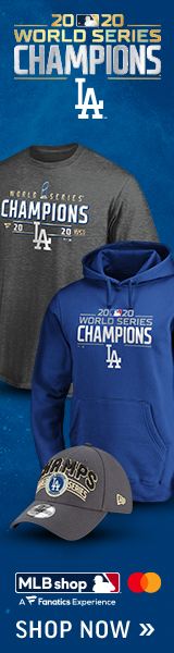 LA Dodgers World Series gear