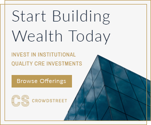 Start Building Wealth today