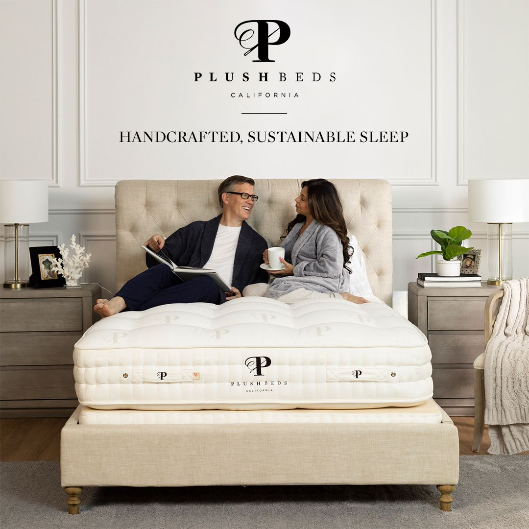 PlushBeds® is a manufacturer and online retailer of 100% organic mattresses and bedding. We promote good health and facilitate quality sleep by focusing on high quality, non toxic materials, luxurious comfort and relentless innovation.