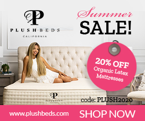 Summer Sale - 20% Off Sitewide With Code: PLUSH2020.