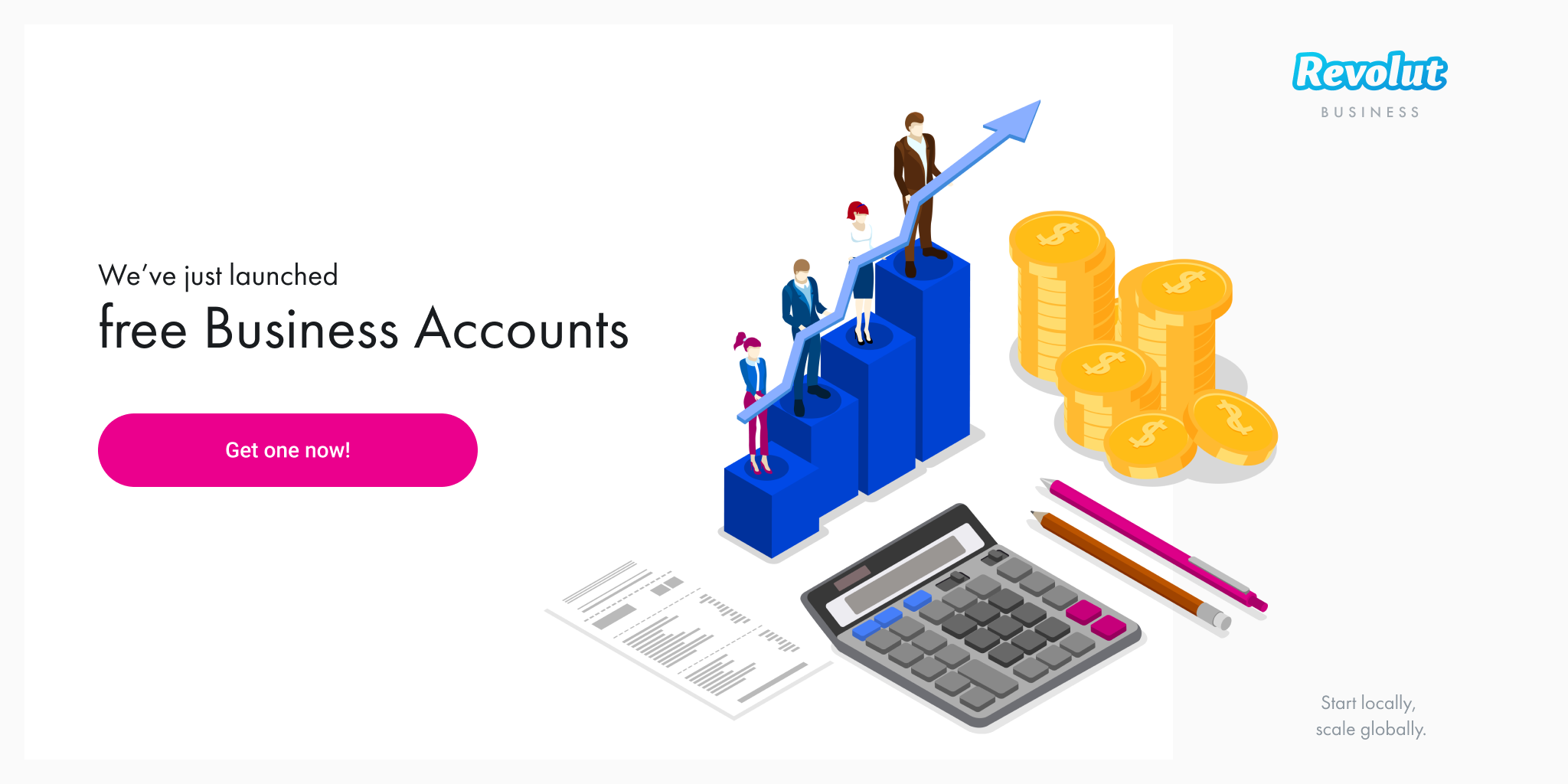 Free Business Accounts